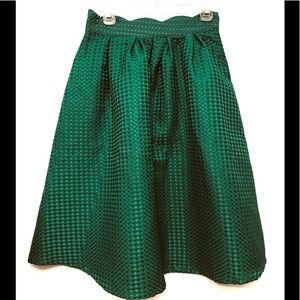 Gumuxi Brand Bell Shaped Midi Skirt